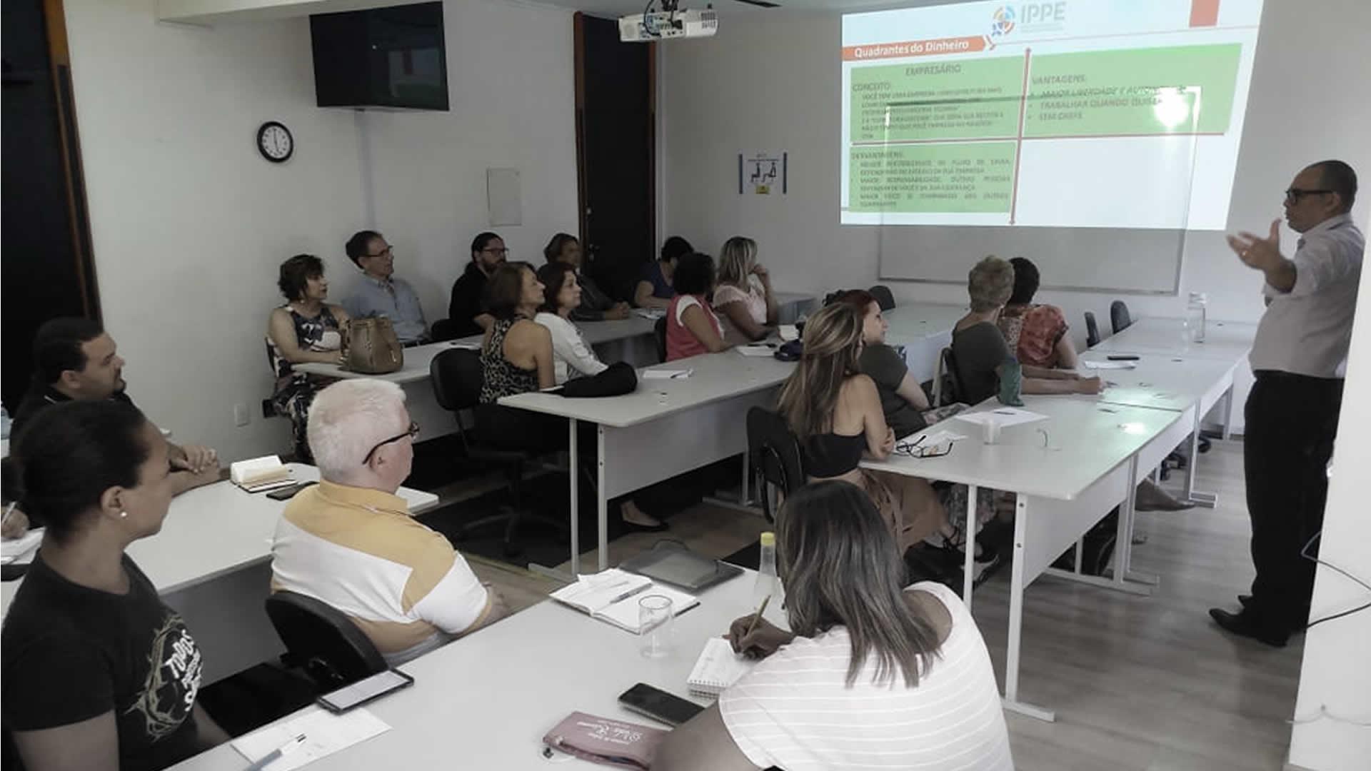Read more about the article O IPPE ESTÁ DE VOLTA E COM MUITA NOVIDADE